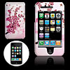 Plum Flower Hard Plastic Protective Case Cover for Apple iPhone 3...