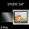"2.4"" Camera Protector LCD Screen Ward 3 Pcs for Kodak C913"