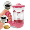 Battery Operated Auto-Stir Multi Mixing Traveler Mug Cup
