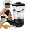 Battery Operated Auto-Stir Coffee Cocoa Traveler Mug Cup