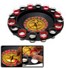 Lucky Spin and Shot Drinking Roulette Party Game
