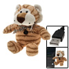Mini Tiger Shape Toy USB Digital Video PC Webcam Web Camera