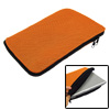 "Orange Holder Sleeve Carrying Case Bag for 10"" PC Laptop"
