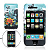 Plastic Case Cover Flower Pattern for iPhone 3G