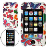 Colorful Butterfly Hard Case Protector for iPod Touch 2nd Gen
