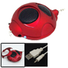 3.5mm Mini Portable Speaker with Neck String for MP3 MP4 PC