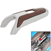 Universal Walnut Handle Hand Brake Cover for Car Auto