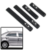 4 Pieces black Car Auto Door Decorative Bumper Guard Protector