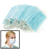 Ear Loop Dust Face Mask 50pcs Blue