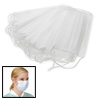 100 pcs Ear Loop Dental Dust Face Mask