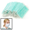 Green Professional Dust Face Mask 50pcs