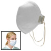 Safety Dual Head Strap Respirator Face Mask