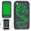 Dragon Style Soft Silicone Skin Case Cover for iPhone 3G