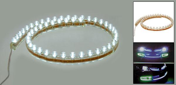 White 48 LED Decorative Flexible Light 18.9