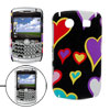 Colorful Back Shield Shell Mobile Phone Cover for Blackberry 8900