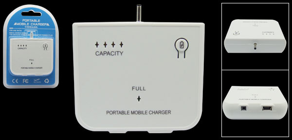 New Emergency Travel Charger Pack DC 2.0 for Nokia 3120 5610