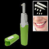 Simple Versatility Green Ultrasonic Tooth Cleaner