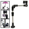 Bike Electric Bicycle Flectional Umbrella Bracket Holder Stand
