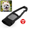 Puppy Pet Adjustable Snout Strap Soft Mesh Dog Muzzle Size M for ...