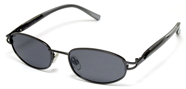 Polarized Grey Lens Full-rim Men's Eyewear Sunglasses