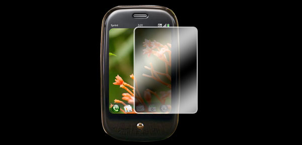 Transparent LCD Screen Protective Guard Film for Palm Pre
