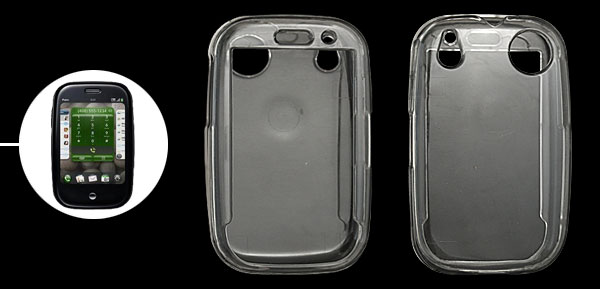 Clear Hard Protector Shield Cover Case for Palm Pre