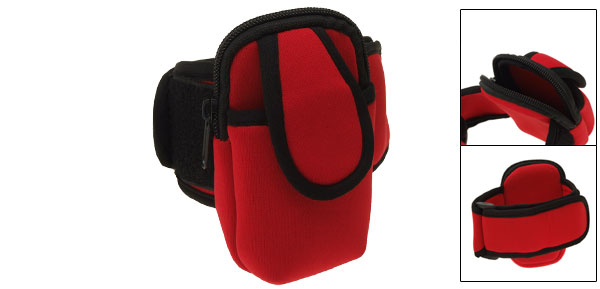 Soft MP3 Cell Mobile Phone Sport Armband Case Holder