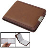 Address Telephone Paper Book w. Faux Leather Cover