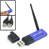 USB 2.0 bluetooth Dongle Aadapter Blue Black