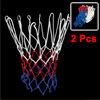Sports Nylon Two All-Weather Match Training Basketball Net Tricol...