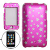 Star Pattern Hard Shell Case Cover for iPod Touch 2G