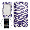 Stripe Pattern Hard Case Cover for iPod Touch 2G Gen