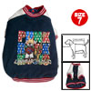 Dog Winter Sports Sweater Coat Jacket Pet Clothes Size 7