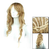 Beautiful Long Blonde Wonderful Wavy Ladies' Wig