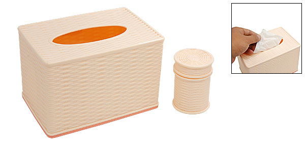 Beautiful Elegant Tissue Paper Case Box Holder