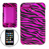 Stripe Hard Plastic Case Cover for iPod Touch 2nd Generation