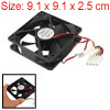 4 Pin Cooling Fan Cooler for Desktop PC Computer Case