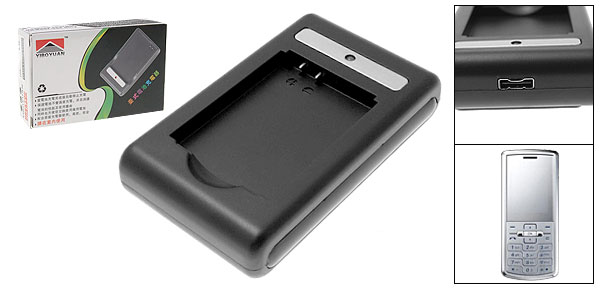 Battery USB Port Desktop Charger for LG KE770 KE510 KG278