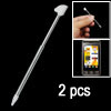 2pcs Retractable Touch Screen Pen Replacement Stylus for LG KP500...