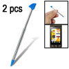 2pcs Writting Pen Touch Screen Stylus for LG KP500/KP550/KP570