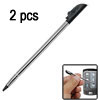 2pcs Replacement Touch Screen Pen Alloy Stylus for Dopod S700