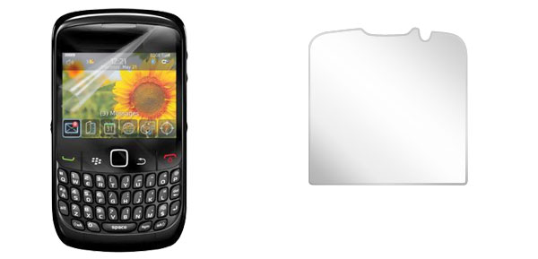 Screen Protector Guard Cover for BlackBerry 8520