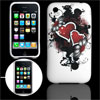 Cell Phone Case Protector Soft Plastic for iPhone 3G