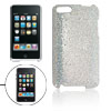 Protective Glittery Plastic Back Case for iPod Touch 3G
