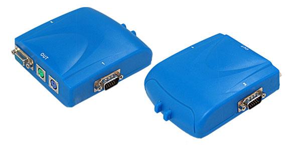 VGA Male to VGA PS/2 Female Selector Splitter Switch