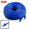 164 ft Feet 50M RJ45 CAT5E LAN Network Cable Blue for Ethernet Ro...