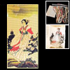 Oriental Classical Beauty Diao Chan Cross Stitch Kit
