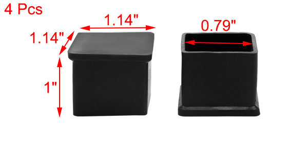 Rubber Covers for Chair Legs http://www.uxcell.com/rubber-square-chair-foot-cover-cap-holder-black-pcs-p-71811.html