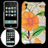 Hard Plastic Back Cover Sunflower Case for Apple iPhone 3G 3GS