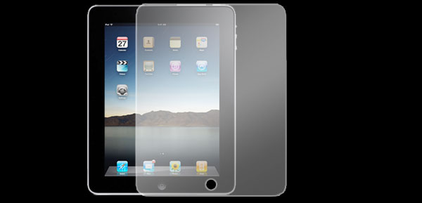 Clear Screen Protector Guard for Apple iPad 1